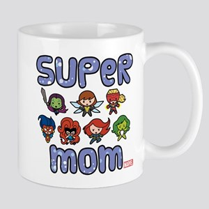 Marvel Super Mom Mug