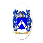 Ropars Oval Car Magnet