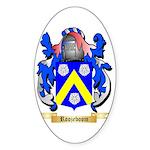 Roozeboom Sticker (Oval 50 pk)
