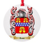 Roos Round Ornament