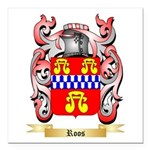 Roos Square Car Magnet 3