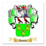 Rooney Square Car Magnet 3