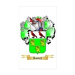 Rooney Sticker (Rectangle 50 pk)