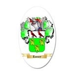 Rooney 20x12 Oval Wall Decal