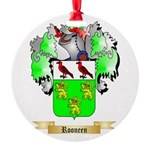 Rooneen Round Ornament