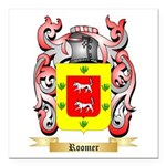 Roomer Square Car Magnet 3