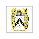 Rooke Square Sticker 3