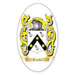 Rooke Sticker (Oval 50 pk)