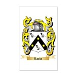 Rooke 20x12 Wall Decal
