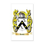 Rooke 35x21 Wall Decal