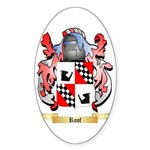 Roof Sticker (Oval 10 pk)