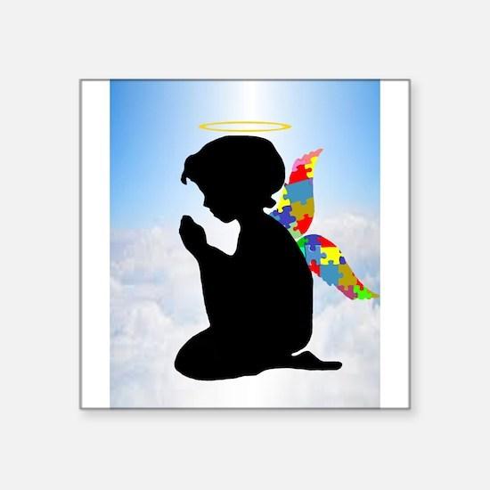 Autism Angel Sticker