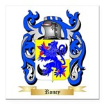Roney Square Car Magnet 3