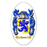 Roney Sticker (Oval)