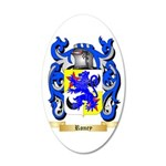 Roney 35x21 Oval Wall Decal