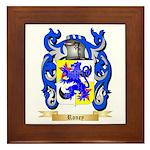 Roney Framed Tile