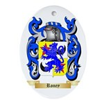Roney Oval Ornament