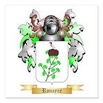 Ronayne Square Car Magnet 3