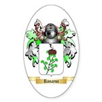Ronayne Sticker (Oval 10 pk)
