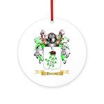 Ronayne Round Ornament