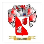 Ronaghan Square Car Magnet 3