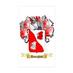 Ronaghan Sticker (Rectangle 50 pk)