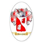 Ronaghan Sticker (Oval 10 pk)
