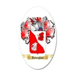 Ronaghan 35x21 Oval Wall Decal