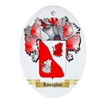 Ronaghan Oval Ornament