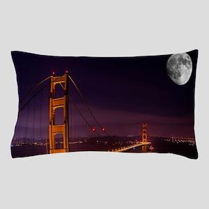Golden Gate Bridge Pillow Case
