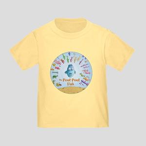 Pout-Pout Fish Toddler T-Shirt