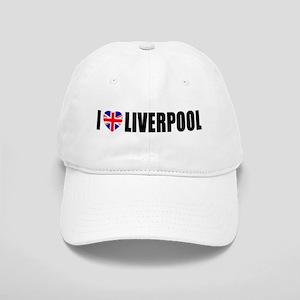 I Love Liverpool Cap
