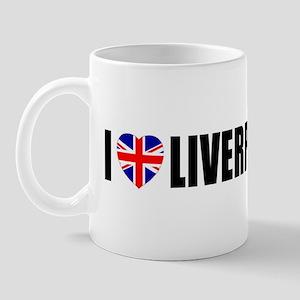 I Love Liverpool Mug