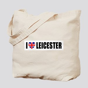 I Love Leicester Tote Bag