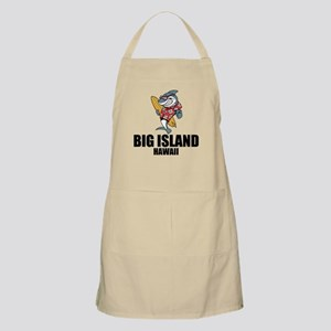 Big Island, Hawaii Apron