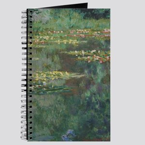 Waterlilies by Claude Monet Journal