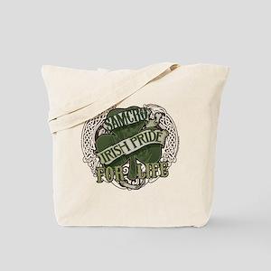 SOA Irish Pride for Life Tote Bag