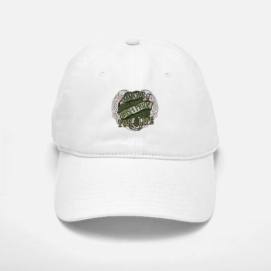 SOA Irish Pride for Life Baseball Baseball Cap