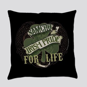 SOA Irish Pride for Life Everyday Pillow