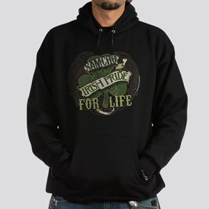 SOA Irish Pride for Life Hoodie (dark)