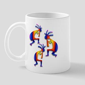 Three Kokopelli #19 Mug