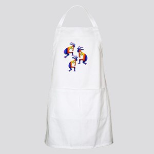 Three Kokopelli #19 BBQ Apron