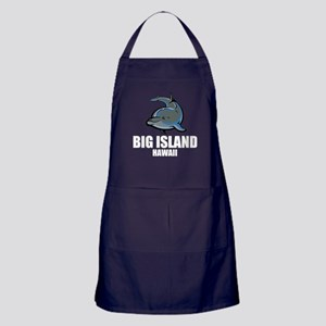 Big Island, Hawaii Apron (dark)