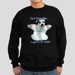 Jack Russell Angel Sweatshirt