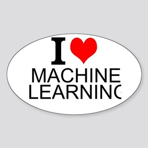 I Love Machine Learning Sticker