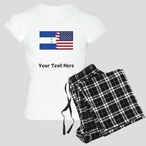 Honduran American Flag Pajamas