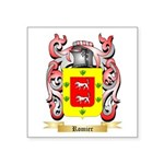 Romier Square Sticker 3