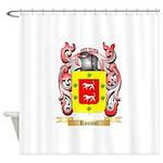 Romeuf Shower Curtain