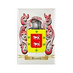 Romeu Rectangle Magnet (10 pack)