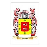 Romeu Postcards (Package of 8)